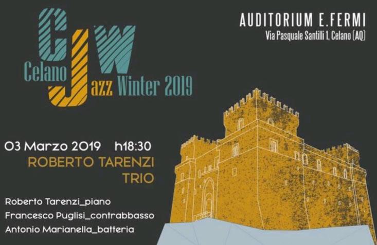Celano Jazz Winter, tre giorni con musica di altissimo livello