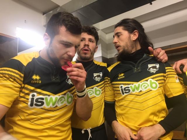 Rugby: l'Avezzano va a Napoli, l'under 18 in casa contro la Capitolina