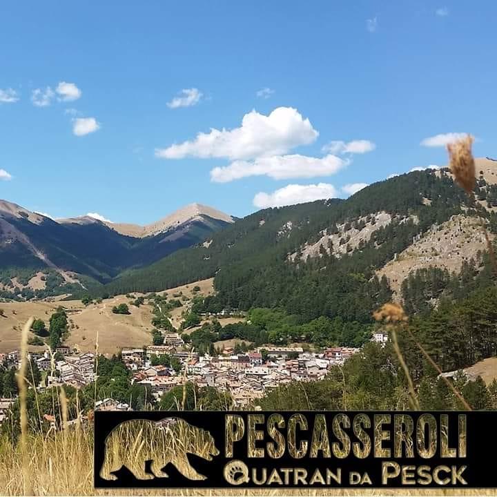 """Nasce a Pescasseroli, """"Quatran da pesk"""", per attirare i giovani di tutta italia e il mondo a conoscere i posti montani."""