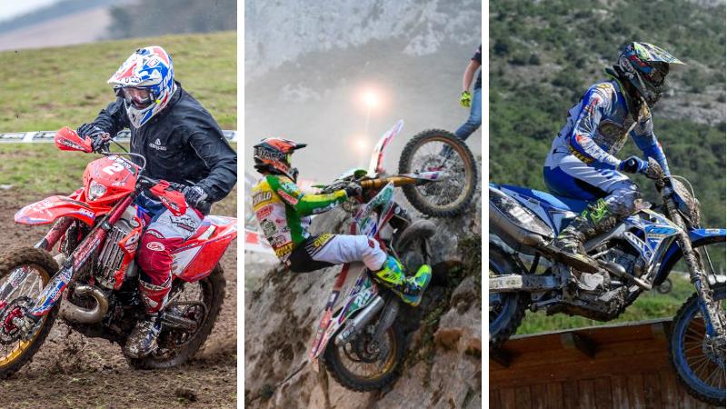 Tre campioni e 150 atleti al Campionato Italiano di Enduro a Gioia dei Marsi