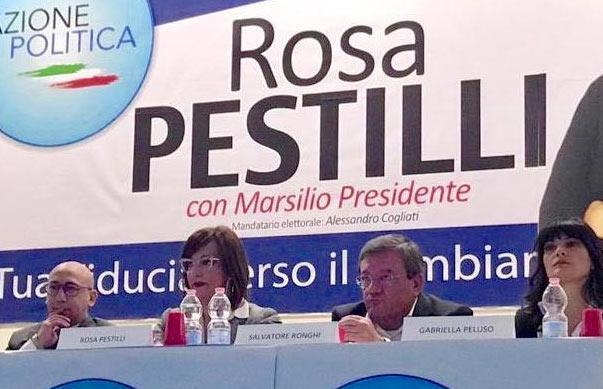 """Ronghi (Sud Protagonista), elezioni Abruzzo vera novità è """"azione politica"""""""