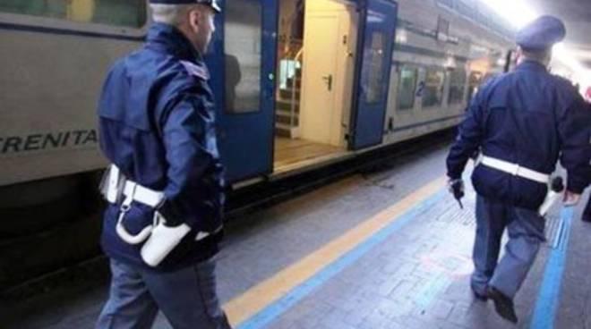 Emporio droga alla stazione di Avezzano, denunciato un giovane