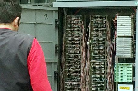Non sono finiti i disagi per gli utenti telecom a Scurcola. Intere zone sono ancora senza telefono e internet da ottobre