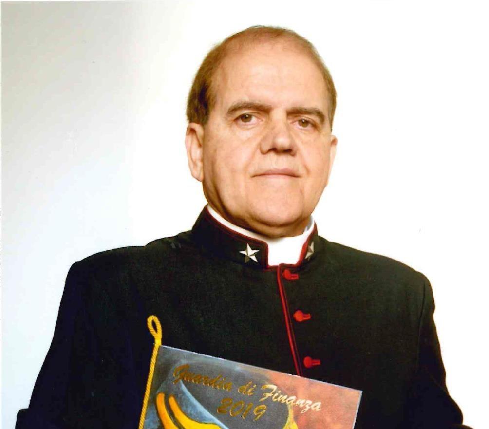 Trasacco, Mons. Gabriele Teti Socio ANFI promosso al 2° Cappellano Militare Capo, Tenente Colonnello