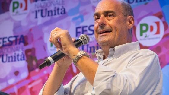 """""""Denuncia pubblica"""" del coordinamento provinciale mozione Zingaretti"""