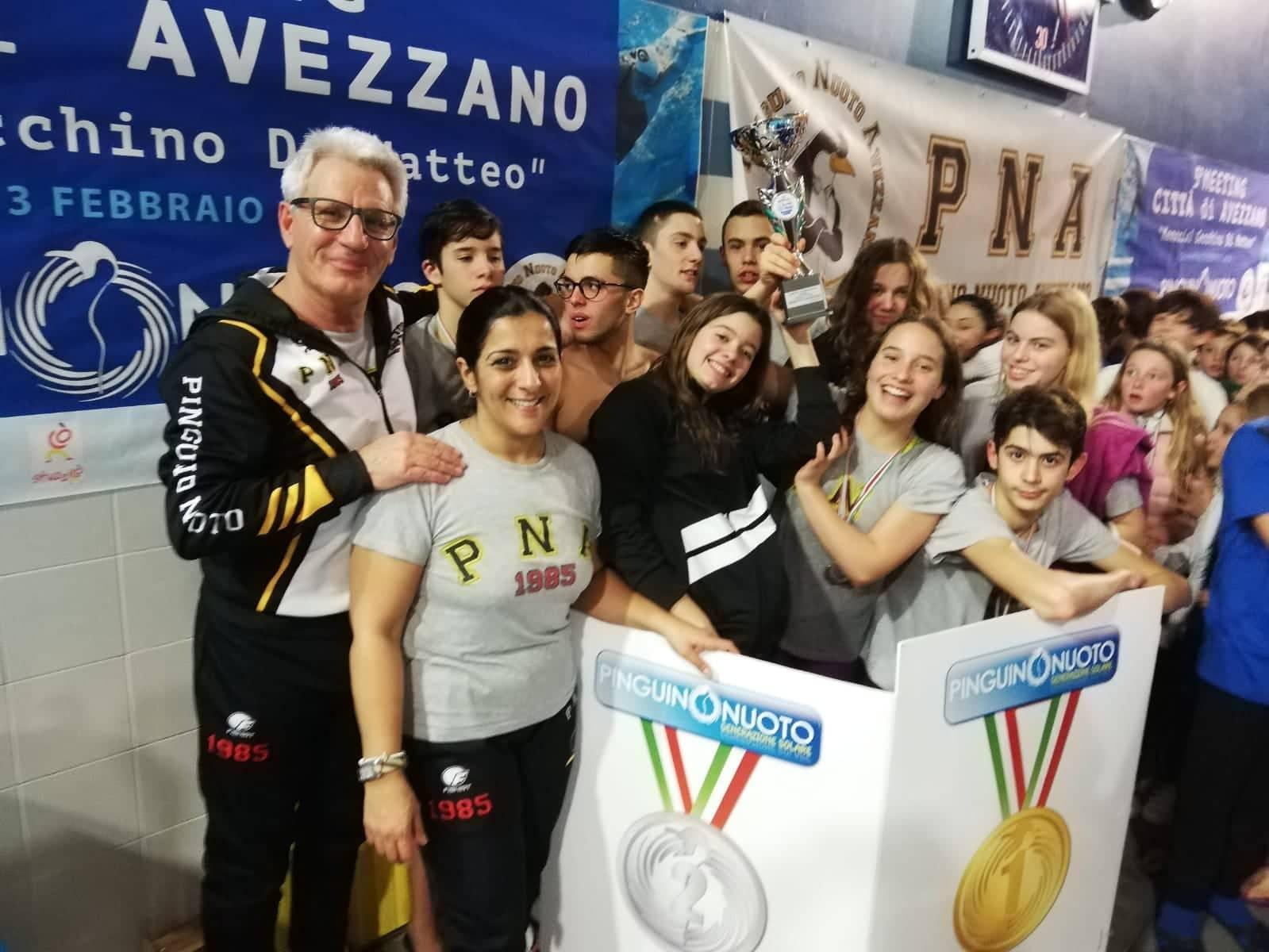 """L'atleta Claudia Di Passio della Pinguino Academy SDS parteciperà ai """"Criteria Nazionali Giovanili"""""""