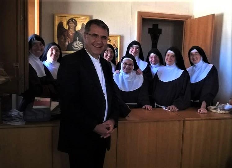 A dieci anni dal terremoto riapre a Paganica il monastero delle Clarisse