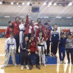 """Il """"Centro Taekwondo Celano"""" trionfa conquistando 5 ori, 4 argenti e 3 bronzi"""