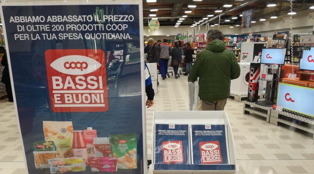 I Marsi Coop Centro Italia Tutela Il Potere D Acquisto Ribassando