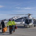 Concluse le esercitazioni del S.A.G.F. dedicate al soccorso in valanga e ricerca dispersi sugli altipiani maggiori d'Abruzzo