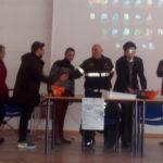 Premio Alvaro Pirolo consegnato a Vigili del Fuoco di Avezzano