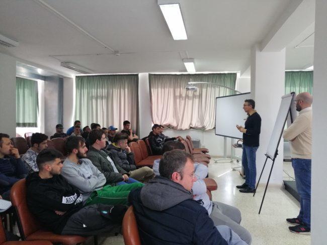 """Un corso innovativo all'Istituto """"A. Serpieri"""" di Avezzano. Gaetano Miranda: """"Formazione sulla base delle politiche aziendali"""""""