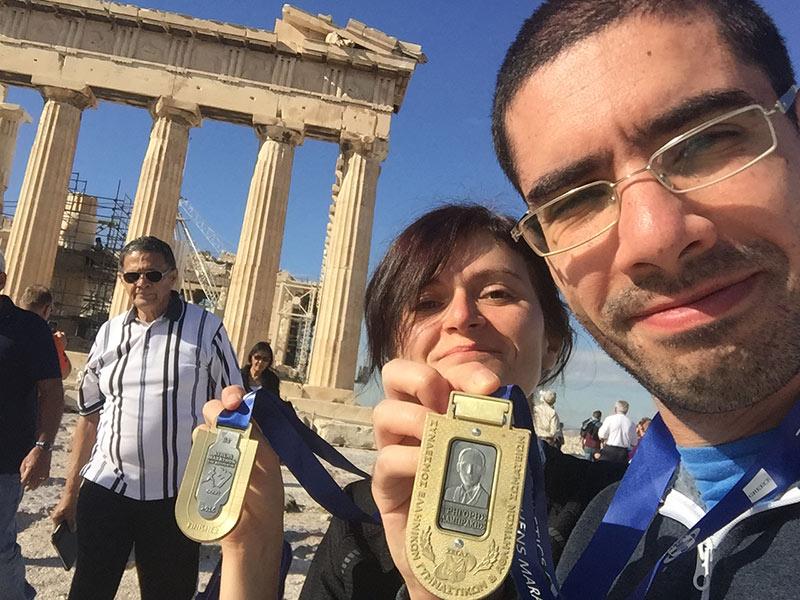 Runner Marsicana raccoglie fondi per un'associazione che aiuta donne senzatetto alla Maratona Di Roma