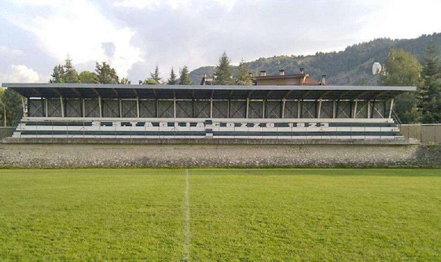 La partita Tagliacozzo Plus contro Ultra sarà disputata a porte chiuse allo stadio 'LeoAttili'