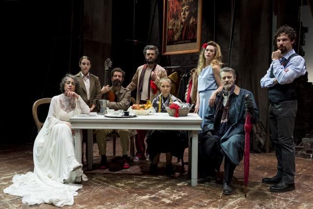 """Teatro dei Marsi porta in scena """"Uno zio Vanja"""""""