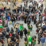 Sfilata di Carnevale a Tagliacozzo, una festa per grandi e piccoli (reportage fotografico)