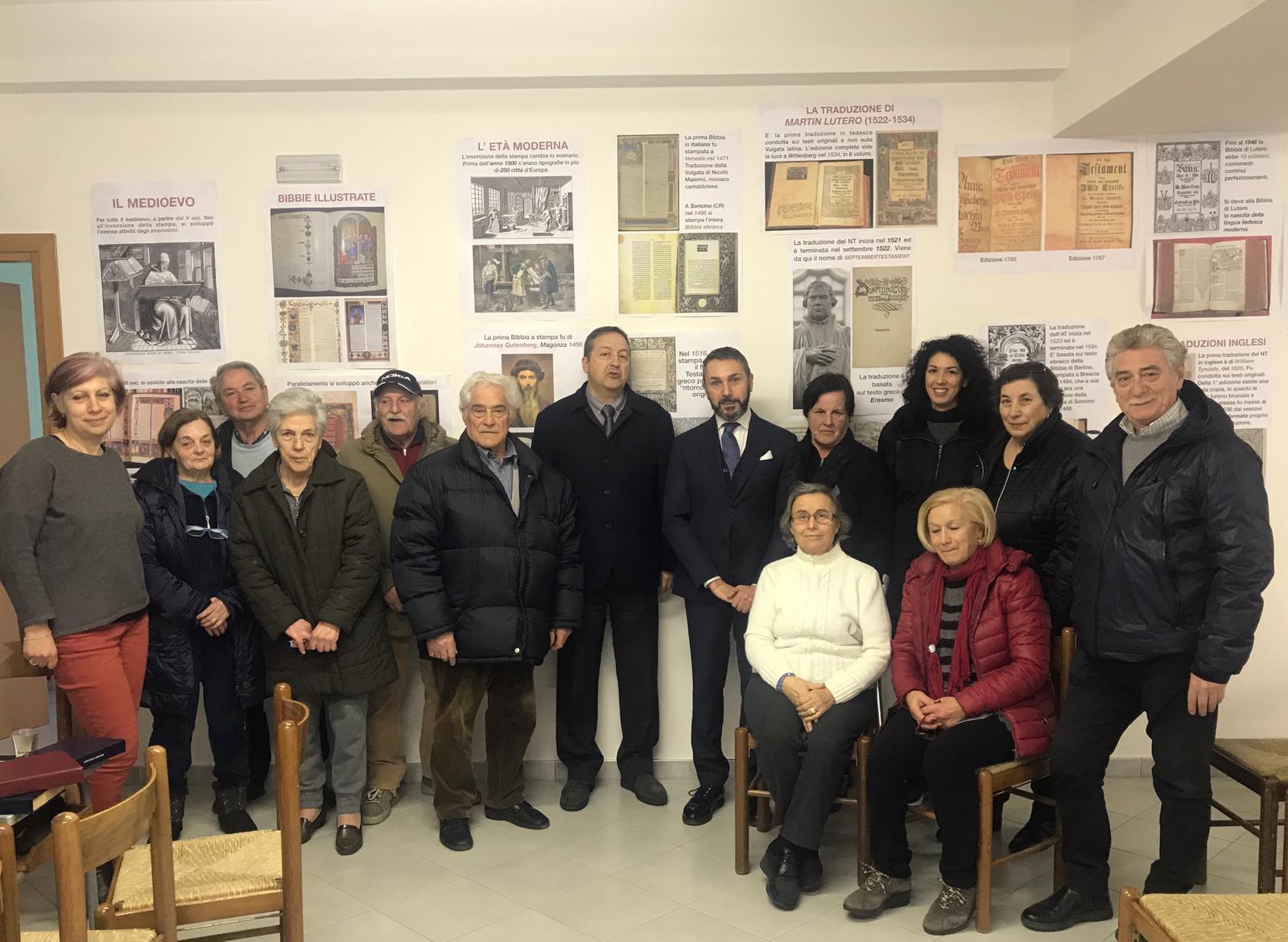 Il sindaco di Tagliacozzo incontra il pastore della Chiesa Evangelica di Villa San Sebastiano e il nuovo comandante della Guardia Di Finanza