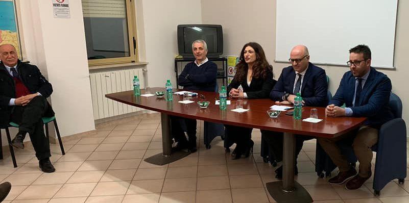 Crisi edilizia, anche il sindaco De Angelis al tavolo dell'Ance con il senatore Quagliariello