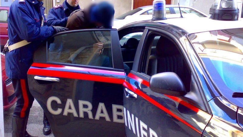 Ruba una lavatrice, arrestato dai Carabinieri di Avezzano