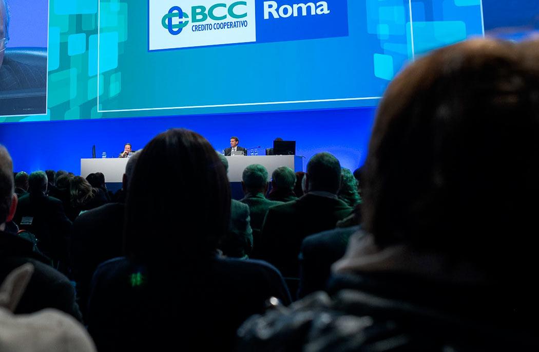 BCC di Roma, domani ad Avezzano riunione con i 2900 soci dell'area della Marsica