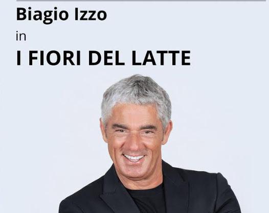 """In scena al Teatro dei Marsi """"I fiori del latte"""", con Biagio Izzo"""