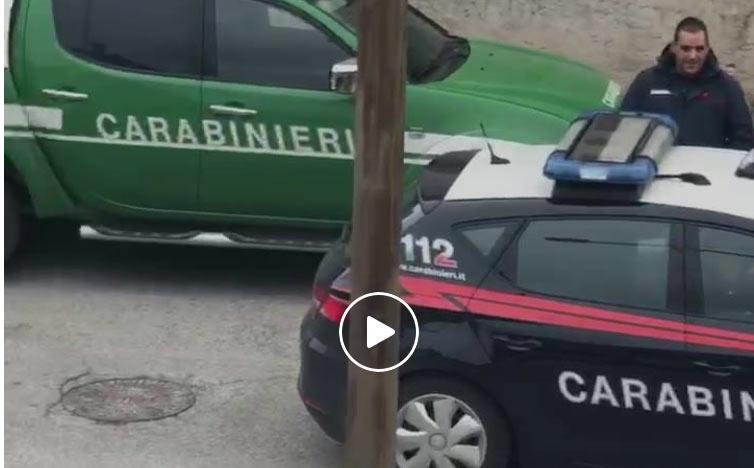 Bocconi avvelenati a Tagliacozzo, ispezionati i luoghi incriminati: caccia al colpevole