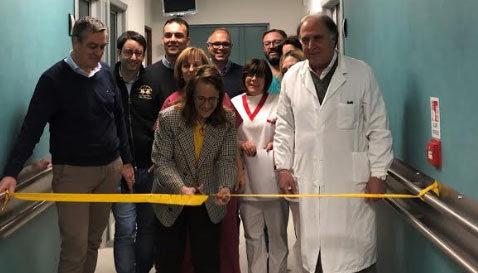 Inaugurato il nuovo reparto di chirurgia della Casa di Cura Di Lorenzo