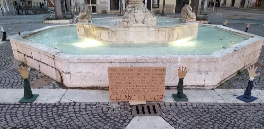 """Celano, """"Le mani che affogano e chiedono aiuto"""" un chiarimento di Rifondazione Comunista"""