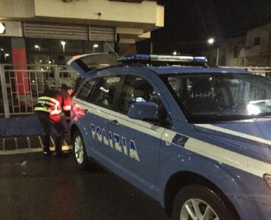 Controlli notturni, la Polizia ritira 17 patenti, decurtati 348 punti e sequestrati 9 veicoli