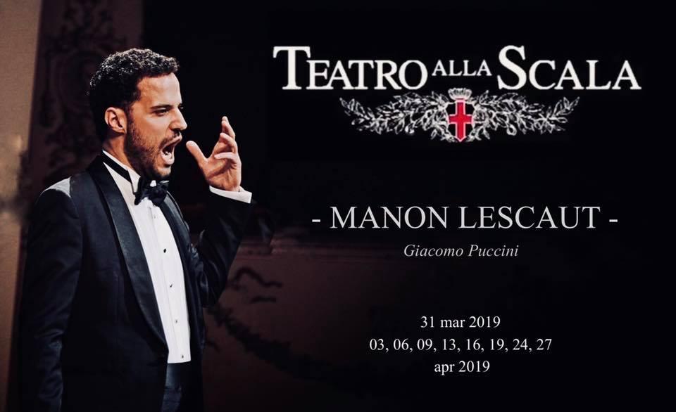 Daniele Antonangeli il marsicano che canterà al Teatro alla Scala