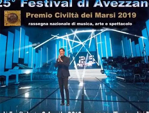 25esima edizione del Festival di Avezzano