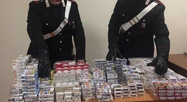 Ladro di sigarette seriale crede di farla franca ma viene incastrato delle telecamere