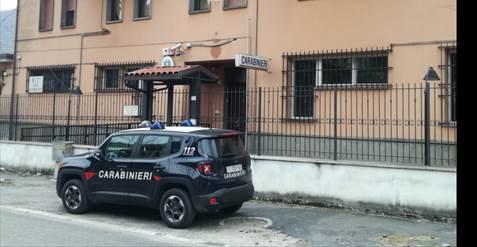 Atti intimidatori a Capistrello, i Carabinieri individuano i responsabili