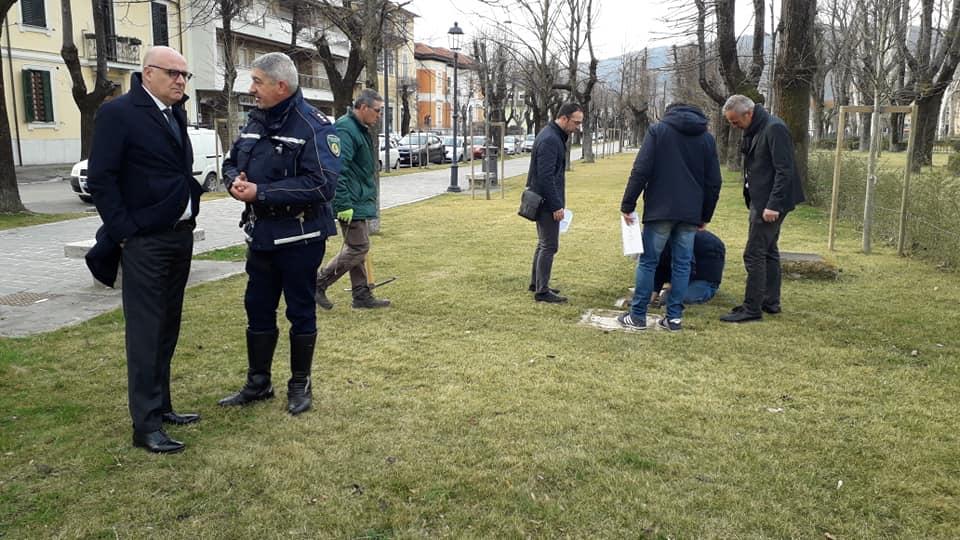 Piazza Torlonia, al via i lavori per sei nuovi apparecchi di videosorveglianza
