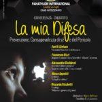 """Teatro Don Orione gremito di giovani per la conferenza """"La mia difesa: prevenzione, consapevolezza di sé e del pericolo"""""""