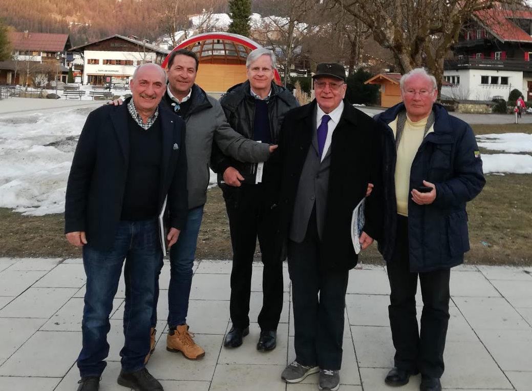 Roccaraso si prepara per i Mondiali rotariani di sci 2021
