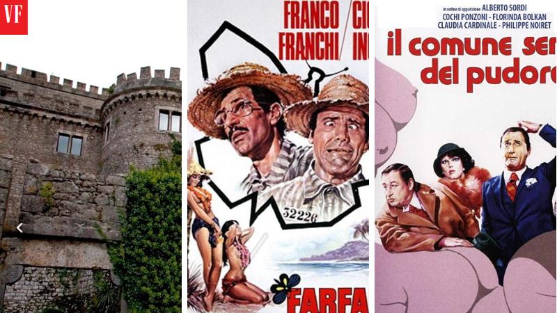 Vanity Fair dedica un articolo al castello Piccolomini di Balsorano