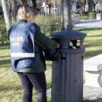 """Le Guardie Ecozoofile fermano gli incivili a Piazza Torlonia, Presutti: """"Assoluta mancanza di senso civico"""" - Video"""