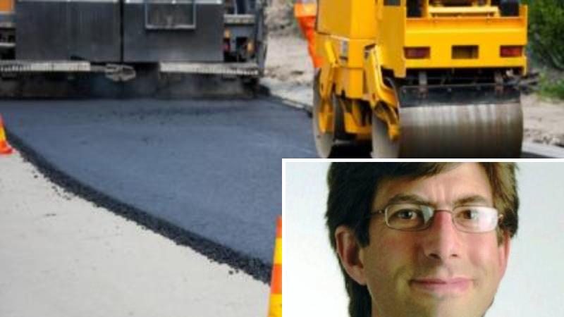"""Nicola Pisegna Orlando critica l'operato della Provincia dell'Aquila in materia di viabilità, """"molte risorse, pochi interventi"""""""