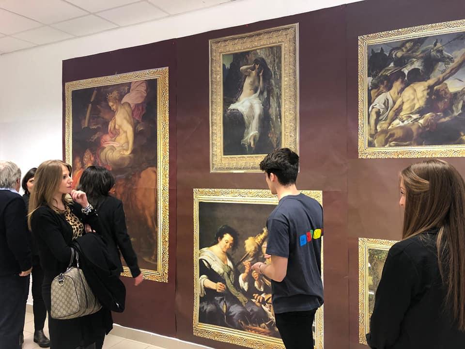 15esima edizione della Settimana Scientifica al Pollione, la visita dell'assessore Colucci