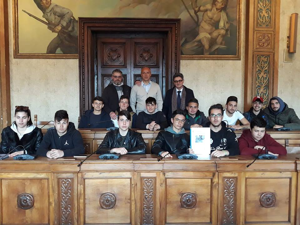 Gestione delle alberature di via Corradini, la relazione degli studenti del Serpieri