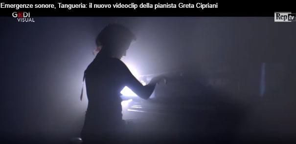 Su Repubblica il video della pianista marsicana Greta Cipriani