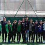 Le ragazze dell'Istituto Collodi-Marini di Avezzano Campionesse Regionali ai Giochi Sportivi Studenteschi
