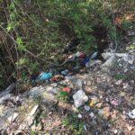 Ancora rifiuti scaricati abusivamente