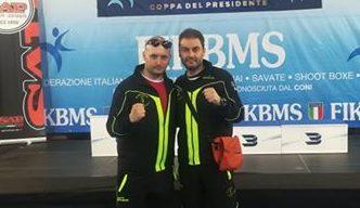 Prestigioso risultato per il marsicano Occhiuzzi Emanuele alla gara nazionale di Kick Boxing