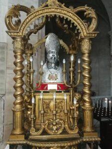 Solenne rievocazione della Traslazione del corpo di San Berardo da San Benedetto dei Marsi a Pescina
