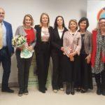 """Il Panathlon entra a scuola con il convegno su """"Il ruolo della donna nella società"""", in ricordo di Franca De March Tarquini"""