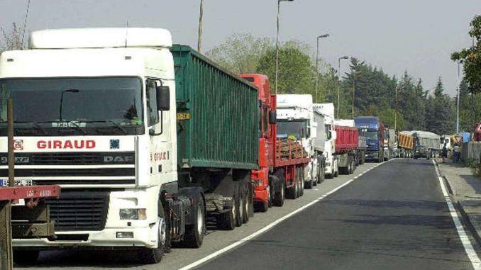 Divieto di transito sulla (E45), la Confartigianato Avezzano chiede un congruo contributo per i trasportatori marsicani