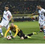Peter Makrillos, il calciatore australiano innamorato dell'Italia e di Pescina