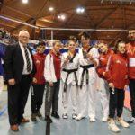 Due prestigiose medaglie d'Argento per Alice Baliva e Odone Santucci all'Indoor Sportcentrum di Eindhoven